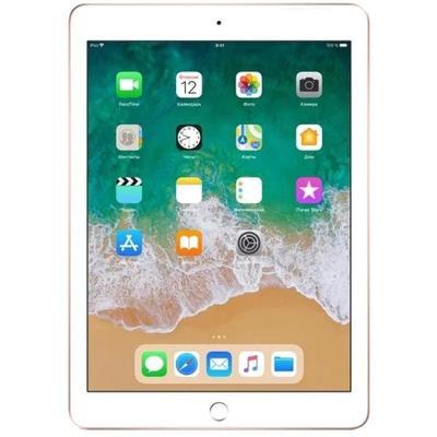 Планшет Apple iPad Wi-Fi 128 Гб золотистый
