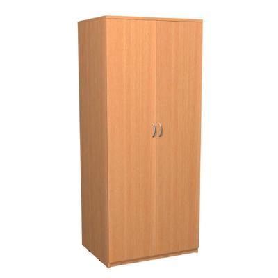 Шкаф для одежды (бук, 770х580х200 мм)