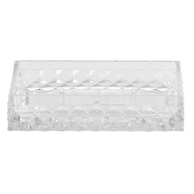 Мыльница Rapas прозрачная пластик