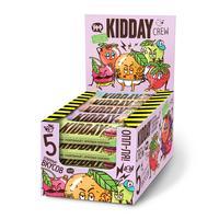 Шоколадные батончики Kidday ассорти (30 штук по 40 г)