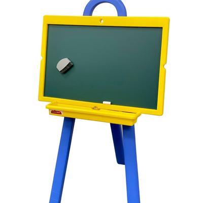 Доска-мольберт магнитно-меловая/маркерная 40x60 см двусторонняя комбинированное покрытие BoardSYS