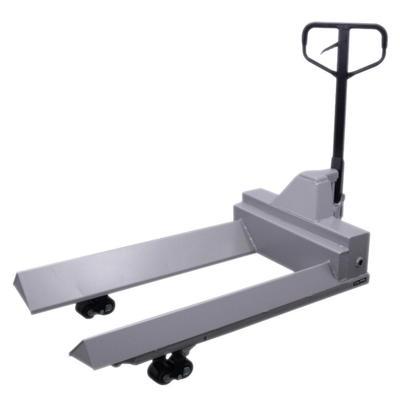 Тележка гидравлическая для рулонов Tisel T20R1000(до 2000 кг, 1000x1150 мм)