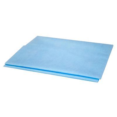 Салфетка одноразовая Гекса стерильная в сложении 45х45 см (голубая)