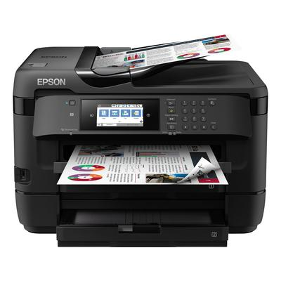 МФУ струйное Epson WorkForce WF-7720DTWF (C11CG37412)