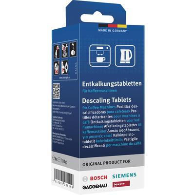 Таблетка для декальцинации для кофемашин Bosch 00311864 (6 штук в упаковке)