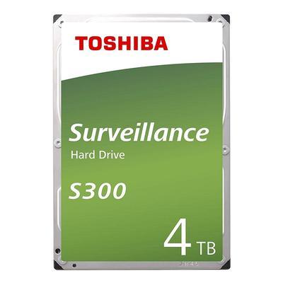 Жесткий диск Toshiba 4 Tb 3.5 дюйма SATA 3 HDWT140UZSVA