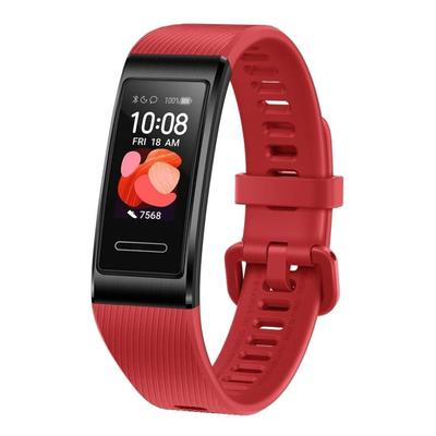 Фитнес-браслет Huawei Band 4 Pro Terra-B19s красный
