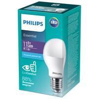Лампа светодиодная Philips 11 Вт E27 грушевидная 6500 К холодный белый свет