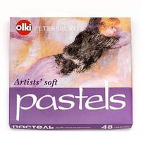 Пастель Olki Soft Портрет сухая 48 цветов