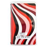 Записная книжка Be Smart Abstract A6+ 64 листа разноцветная комбинированная на скрепке (108x175 мм)