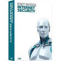 Антивирус Eset NOD32 Internet Security продление для 3 ПК на 12 месяцев (NOD32-EIS-RN(BOX)-1-3)