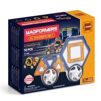 Конструктор магнитный Magformers 706001 Xl cruisers машины