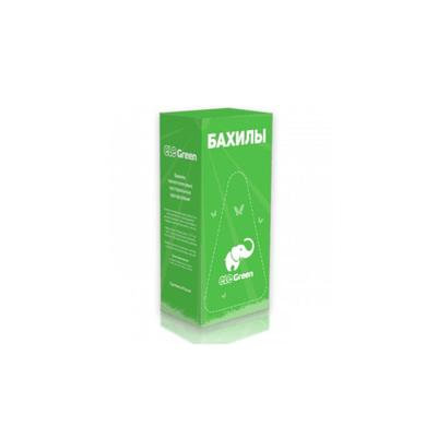 Бахилы одноразовые EleGreen полиэтиленовые гладкие 2.5 г (1000 пар в упаковке)