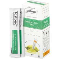 Чай Teatone Jasmine зеленый с жасмином 15 стиков