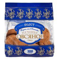 Печенье овсяное Полет 300 г