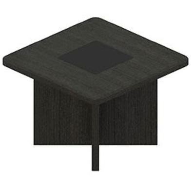 Стол журнальный Vegas V-1N (венге, 700х700х504 мм)