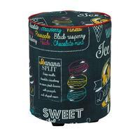 Пуф-Буф Ice Cream (ткань велюр)