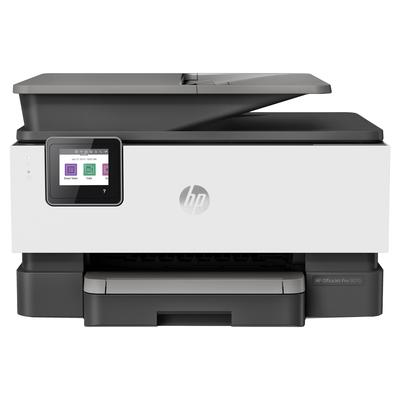 Струйное МФУ HP Officejet Pro 9010 AiO (3UK83B)
