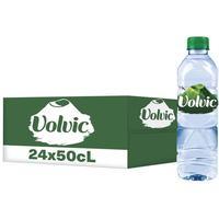 Вода минеральная Volvic негазированная 0.5 л (24 штуки в упаковке)