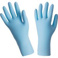 Перчатки Mapa Vital Eco 117 из латекса голубые (размер 10, XL, пер483010)