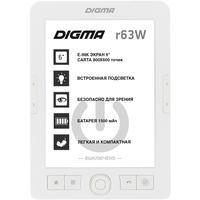 Книга электронная Digma R63W