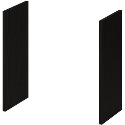 Панели боковые Бэнт (дуб толедо, 2 штуки, 440х18х749 мм)