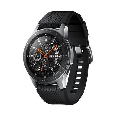 Смарт-часы Samsung Galaxy Watch серебристые
