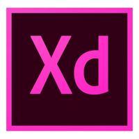 Программное обеспечение Adobe XD CC for teams All Apps Multiple Platforms Multi European Languages Level 1 (1 - 9) Commercial Renewal