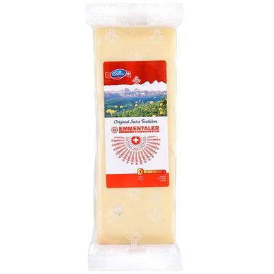 Сыр Emmi Emmentaler 45% кусок 200 г