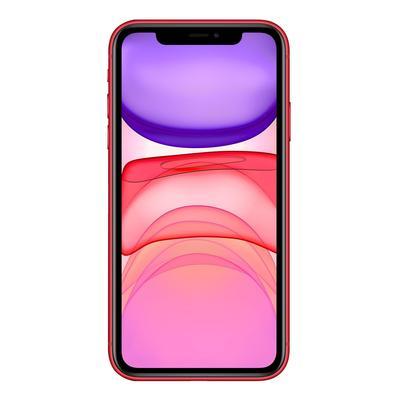 Смартфон Apple iPhone 11 128 ГБ красный (MHDK3RU/A)