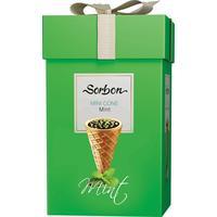 Набор конфет Sorbon хрустящий мини-рожок с ароматом мяты и воздушных зерен 240 г