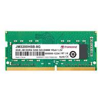 Оперативная память Transcend 8 ГБ JM3200HSB-8G (SO-DIMM DDR4)