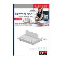 Обложки для переплета пластиковые Opus Easy Cover 200 мкм матовые синие (корешок 13 мм, 30 штук в упаковке)