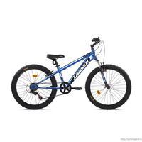 Велосипед Larsen Super Team (синий/черный)