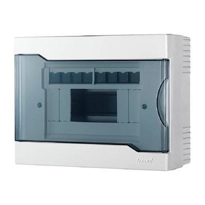Бокс наружной установки модульных устройств  Lezard ЩРН-П-8 (730-2000-008)