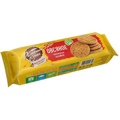 Печенье овсяное Хлебный Спас Особое 250 г