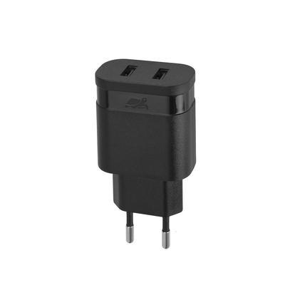 Зарядное устройство RivaCase Rivapower PS4122 B00 2 USB 2.4 А
