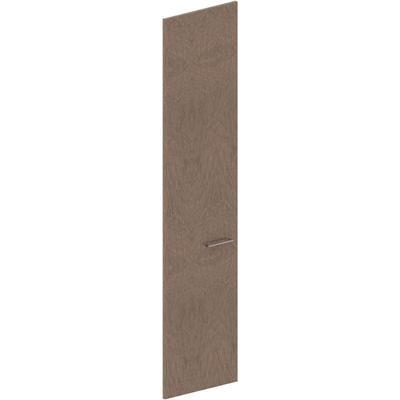 Дверь высокая левая Xten ЛДСП (дуб сонома, 422х18х1900 мм)