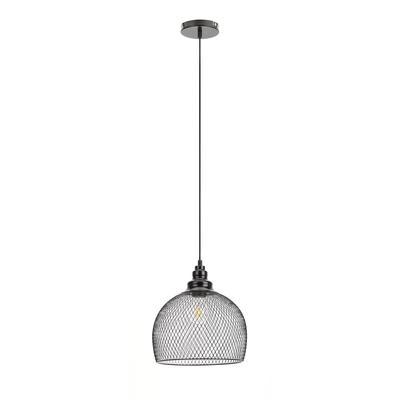 Светильник подвесной Эра PL7 черный