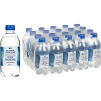 Вода питьевая Деловой стандарт газированная 0.33 л (20 штук в упаковке)