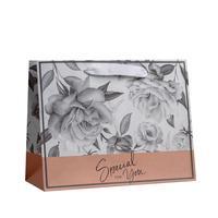 Пакет подарочный из крафт-бумаги Special for you (18х23х10, 6 штук в упаковке)