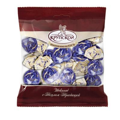 Конфеты шоколадные Адмиралтейские (Фабрика имени Крупской) 200 г