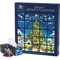Чай Richard Royal Advent Calendar ассорти 25 пакетиков-пирамидок