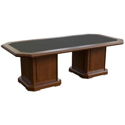 Стол для переговоров Washington 29704 (темный орех, 2400x1200x760 мм)