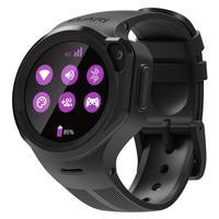 Смарт-часы Elari KidPhone 4GR черные (KP-4GR Black)