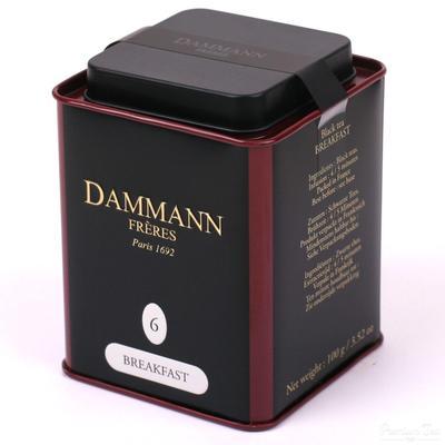Чай Dammann The Breakfast черный 100 г