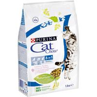 Корм Purina Cat Chow сухой для кошек Домашняя птица 1.5 кг