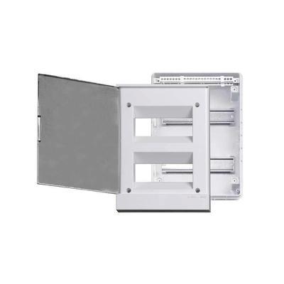 Распределительный щит ABB Basic E в нишу 24 модуля с клеммами (1SZR004002A1207)