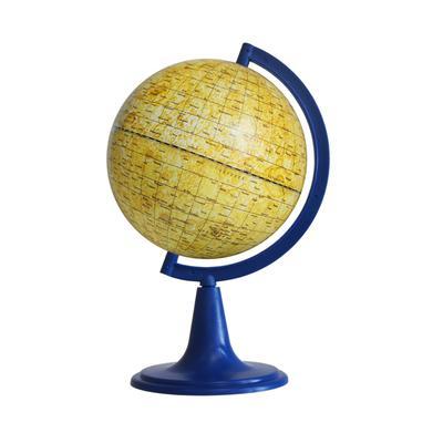 Глобус Луна Глобусный мир 120 мм