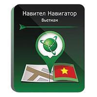 Программное обеспечение Навител Навигатор Вьетнам (NNVTM)